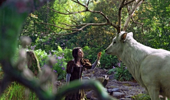 The White Stag is really the Spirit of the Forest from Princess Mononoke. Just saying.