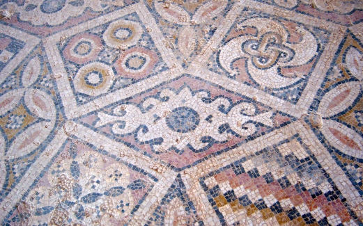 The detail found in these mosaics is amazing, and the work done to restore and preserve them must be painstaking.