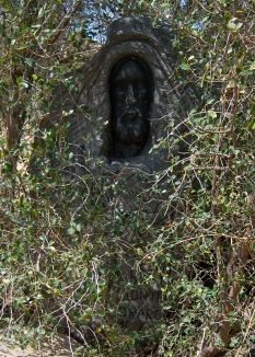 Beatitude statue