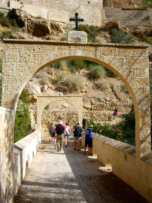Crossing the Wadi