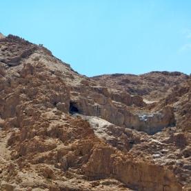 Dead Sea caves