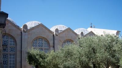 Gethsemane domes