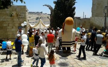 Jerusalem bar-mitzvah