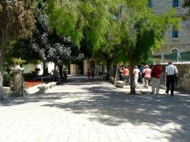 St. Ann's plaza