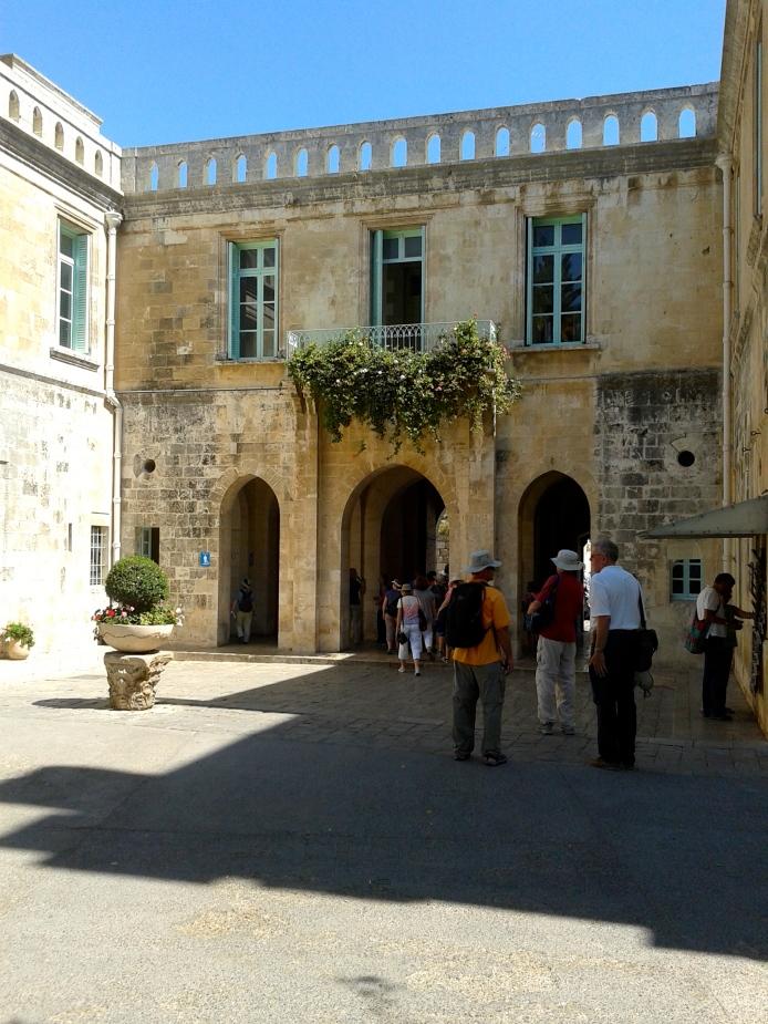 St. Ann's entry