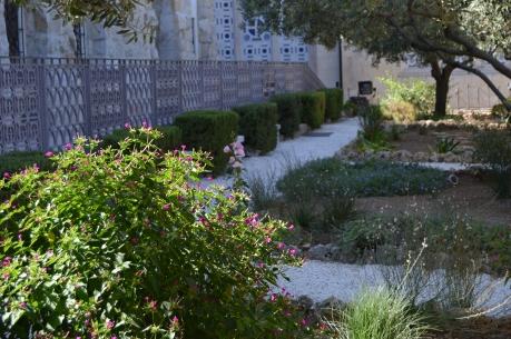 Gethsemane path
