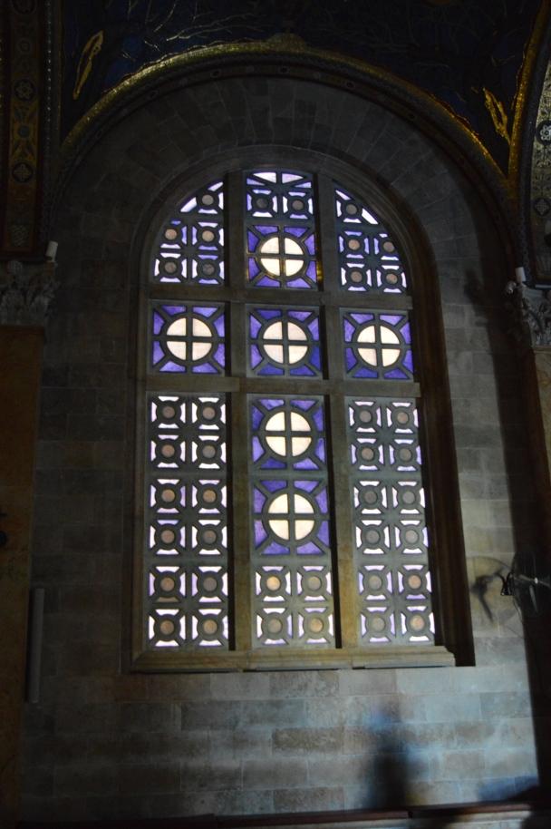 Gethsemane window