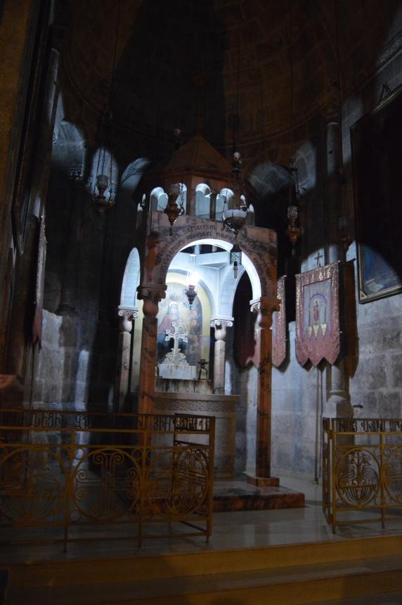 Sepulchre Altar