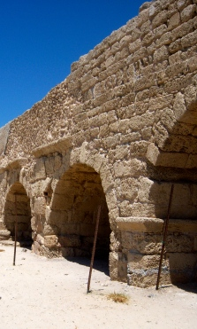 Herod's Aqueduct was only one of his great building and engineering projects.