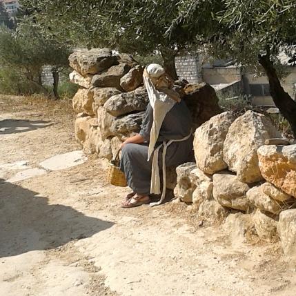 Nazareth woman