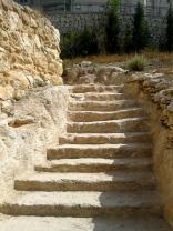 Nazareth stairs