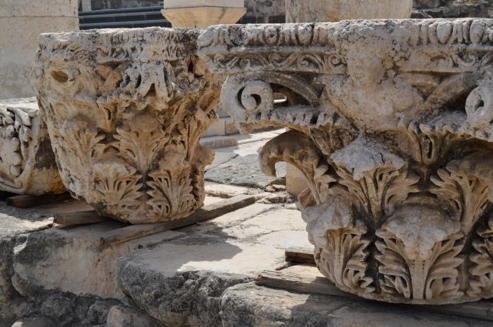Corinthian capitals